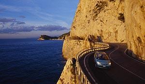 Проект дороги вокруг Черного моря