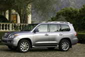  Lexus LX570