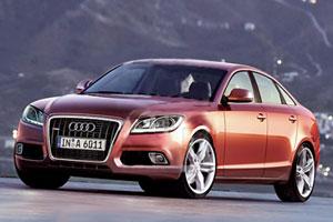 Audi A6 2010: Новый костюм бизнесмена.