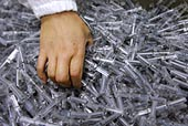 Приняты действенные меры к устранению выявленных нарушений законодательства в сфере обращения с отходами производства...