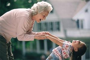 Бабушки и дедушки вперед за дипломом