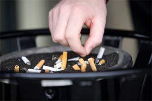 Ежедневно Киев выкуривает 10 тонн сигарет
