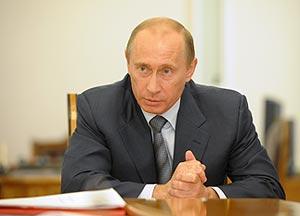 Путин задавил Красный Крест и «зеленых»