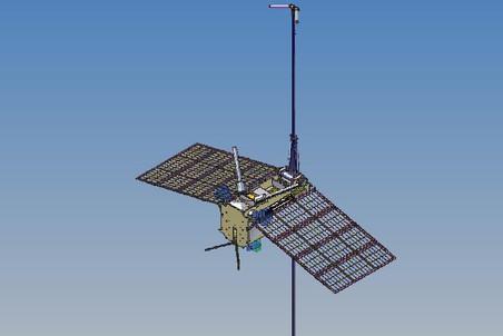 В ночь на 25 января микроспутник «Чибис-М» «вышел» из ТПК «Прогресс» и начал автономный...