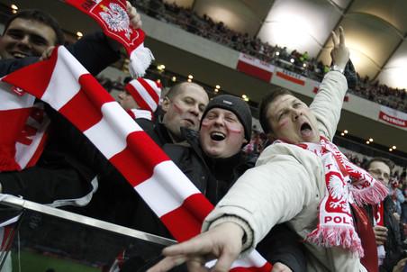 Польша отметила круглую дату, связанную с Евро-2012