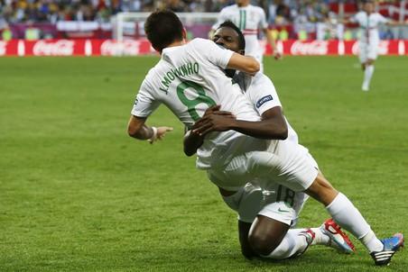 Победный гол португальцы забили на 87-й минуте