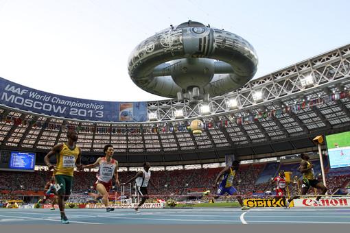 Седьмой день чемпионата мира по легкой атлетике — 2013