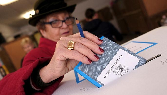 ВКремле считают внутренним делом Италии референдумы вЛомбардии иВенето