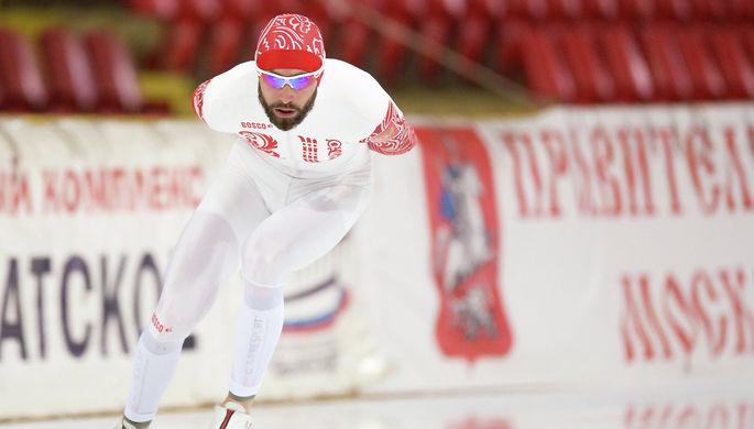 Кулижников победил надистанции 500 метров начемпионате Российской Федерации