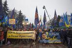 Москва открывает «антифашистский фронт» на Украине