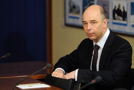 Антон Германович Силуанов