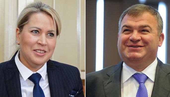 Малахов сказал о свадьбе Сердюкова иВасильевой