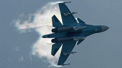 Какие боевые задачи Су-34 выполняет в Сирии
