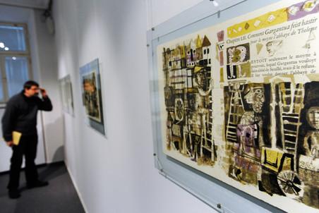 В Музее личных коллекций открылась выставка «Livre d`artiste/Книга художника. Испанская коллекция»