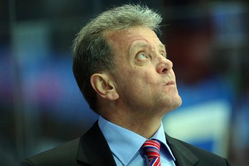 Главный тренер молодежной сборной России (U-20) Михаил Варнаков