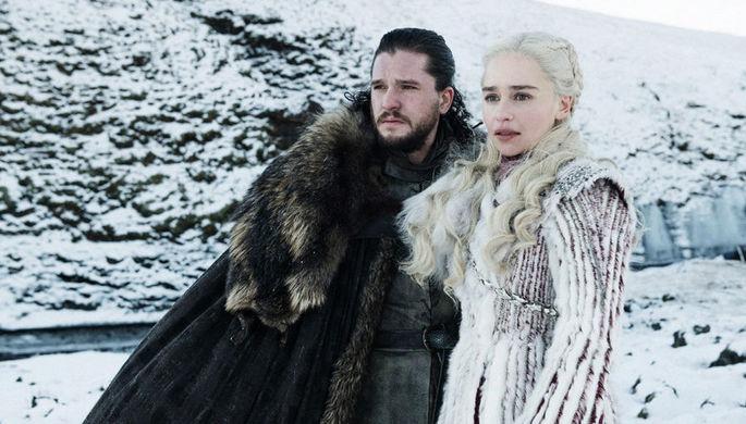 HBO продемонстрировал  новые кадры из«Игры престолов»