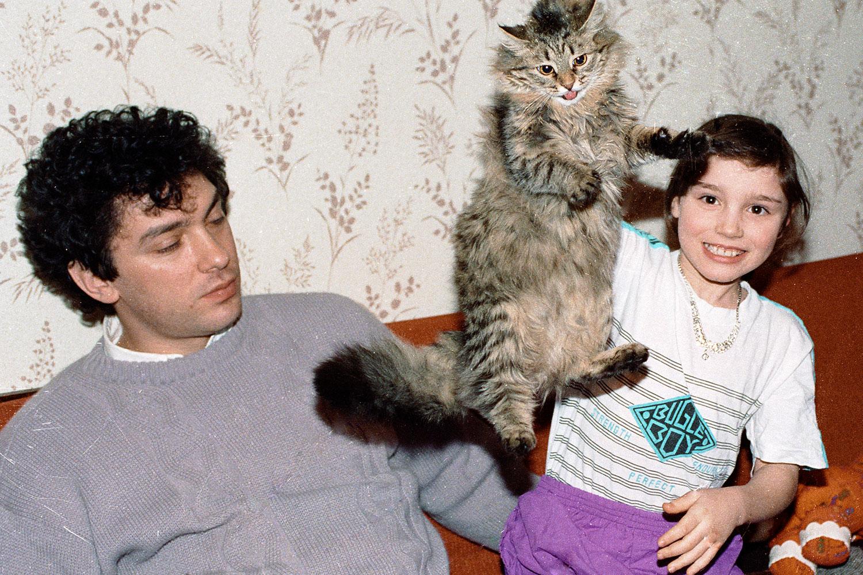 Немцов борис ефимович семья и дети фото