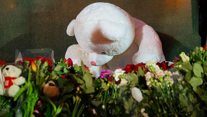 Путин заслушает доклады о изучении пожара вТЦ вКемерове