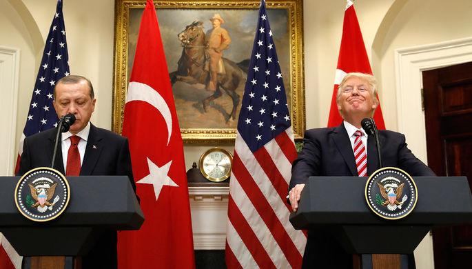 Эрдоган планирует обсудить сПутиным решение США поИерусалиму