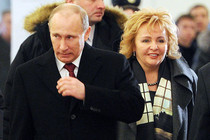 Putin wins 2012 Presidential Election