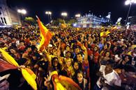 Испанская сборная одержала заслуженную победу на чемпионате Европы