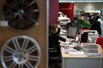 Российский авторынок впервые ушел в минус за последние три года