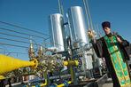 Европа обещает провести модернизацию украинских газовых сетей