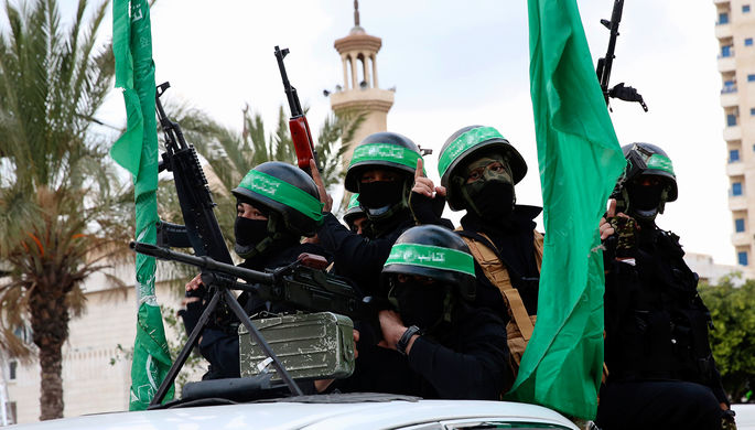 Израиль подвергся ракетному обстрелу изсектора Газа
