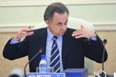 Виталий Мутко: «Будем возвращаться к лимиту на легионеров «6+5»