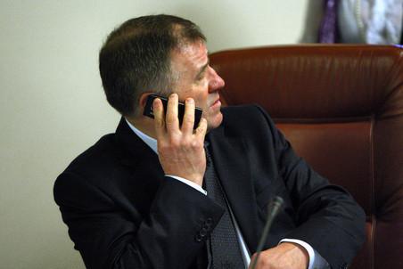 К трем годам тюрьмы приговорен еще один соратник Тимошенко, бывший глава минприроды Украины Георгий Филипчук.