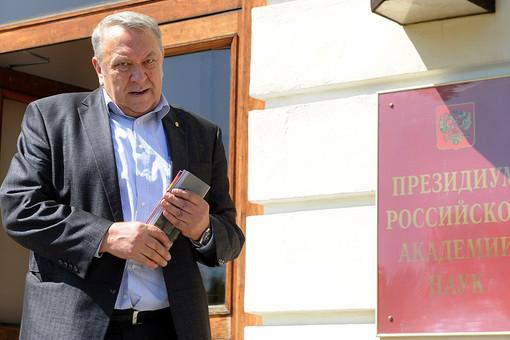 Президиум РАН поддержал кандидатуру Владимира Фортова перед выборами президента РАН