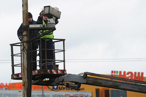 Камеры ГИБДД уйдут под контроль московских чиновников