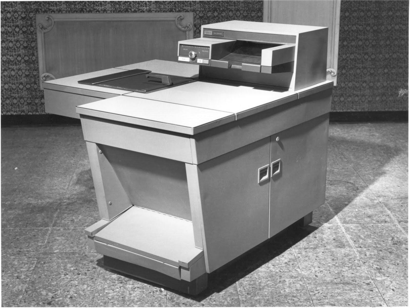 Копировальный аппарат Xerox 914