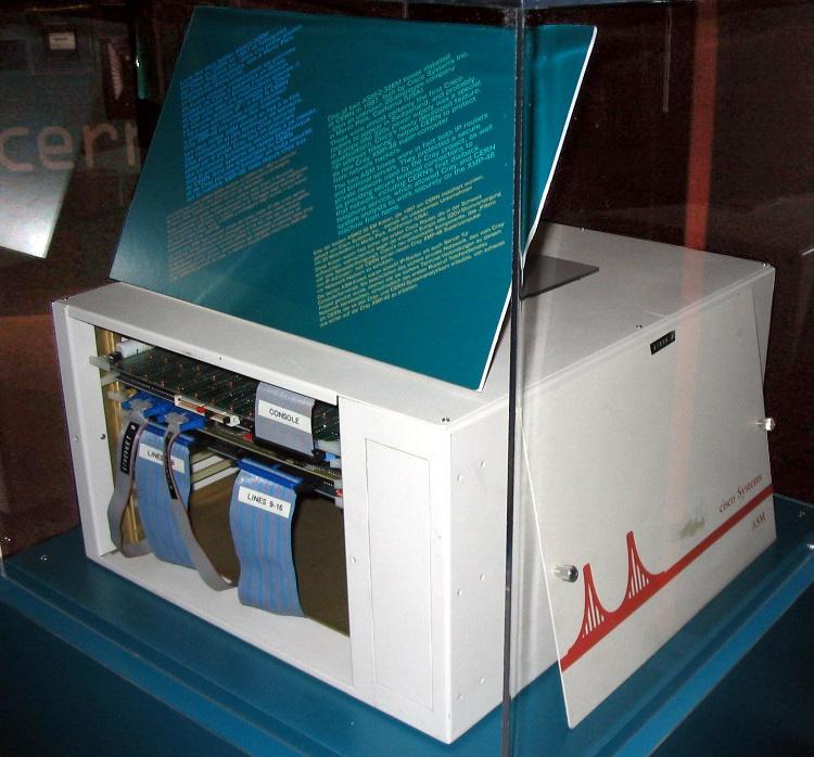 Маршрутизатор Cisco, разработанный в 1987 году