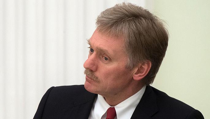 Кремль прокомментировал размещение миротворцев ООН награнице сРоссией