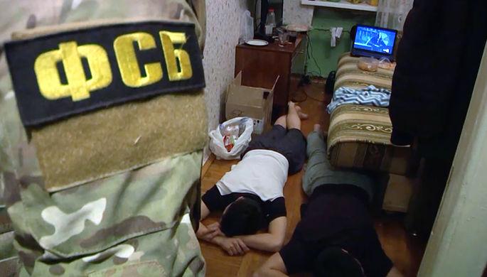 ФСБ задержала участников террористической ячейки вКрасноярске