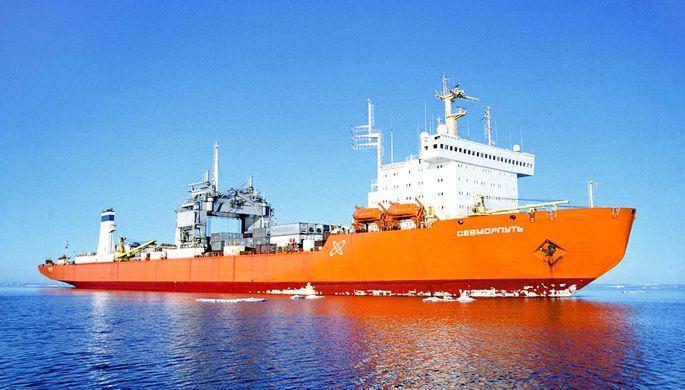 «Коммерсантъ» узнал опередаче Путиным управления Арктикой «Росатому»