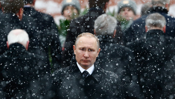 Указ определьной штатной численности служащих МВД подписал президент Путин