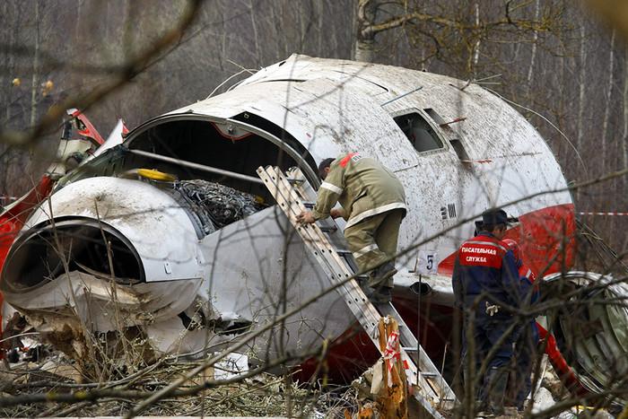 Минобороны Польши винит в правонарушении комиссию покрушению Ту-154
