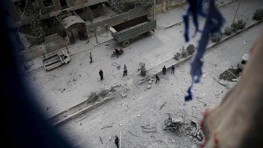 500 боевиков идут на Аазаз