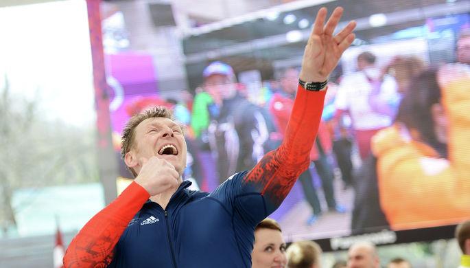 IBSF временно отстранила от состязаний 5 русских спортсменов