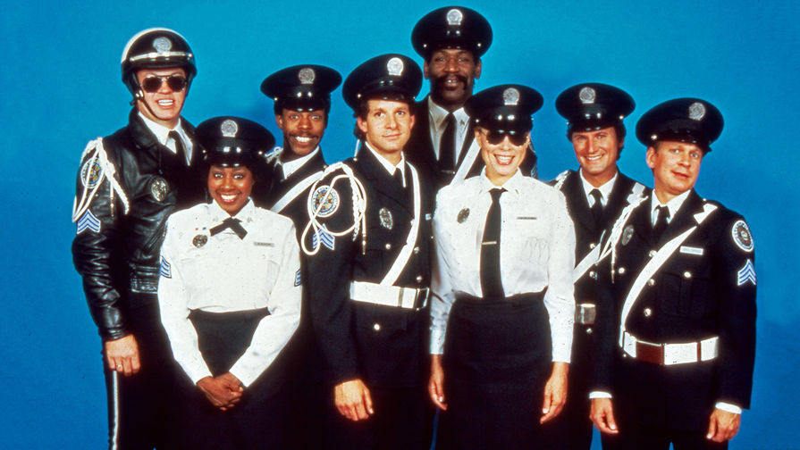 Новая часть комедии «Полицейская академия» вскоре выйдет наэкраны— Гуттенберг
