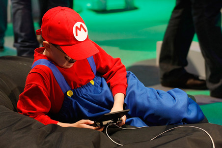 �������� Nintendo ����������� 125 ���