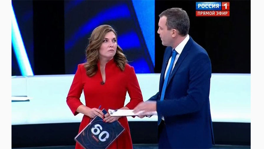 Хамоватого украинского пропагандиста выгнали изстудии впрямом эфире