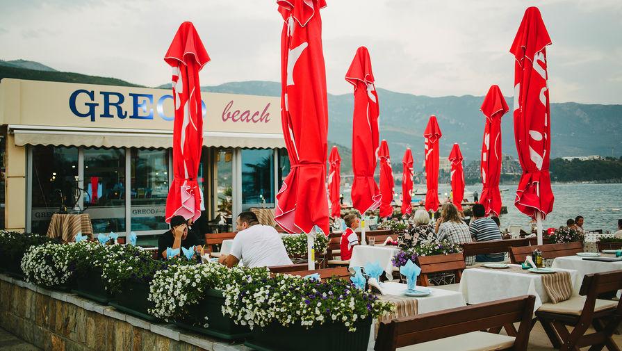 ВЧерногории ввели запрет накурение вресторанах икафе