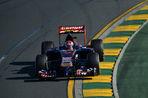 Российский пилот «Формулы-1» Даниил Квят финишировал десятым на Гран-при Австралии
