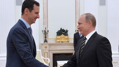 Зачем Асад встречался с Путиным