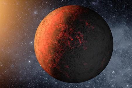 Планета Kepler-20e чуть меньше Венеры— это самая малая из известных на данный момент...