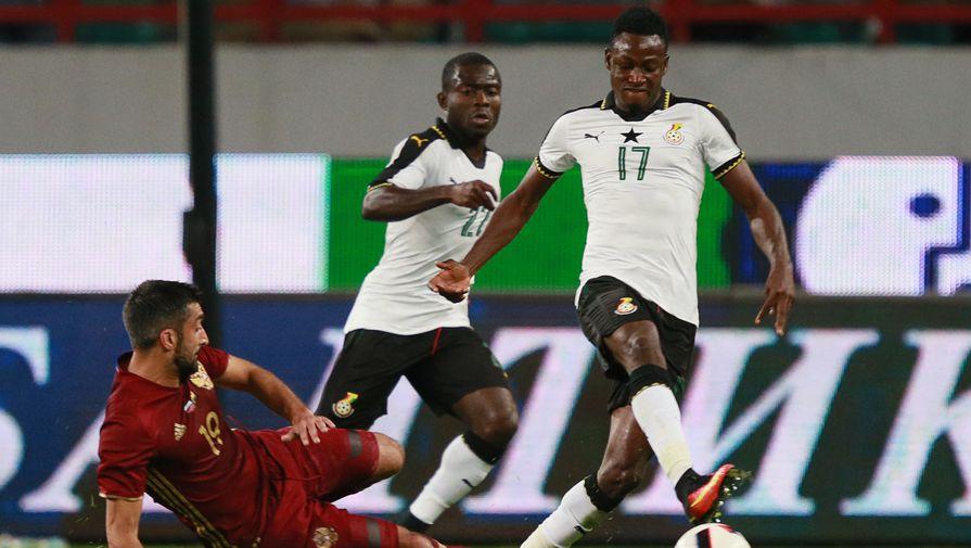 Футбольная ассоциация Ганы распущена из-за коррупции
