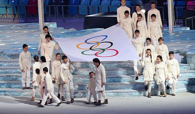 Русские спортсмены согласились выступать наОлимпийских играх под нейтральным флагом